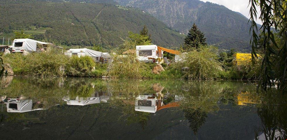 Camping a Lagundo