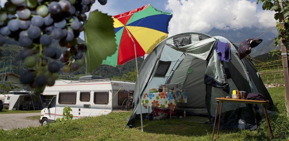 Camping Via Claudia Augusta
