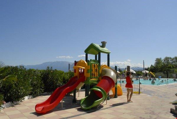 Parco giochi a San Felice del Benaco (BS)