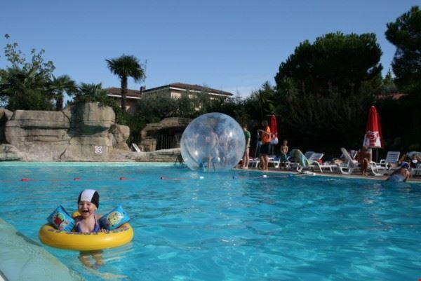 Piscina per bambini a San Felice del Benaco (BS)