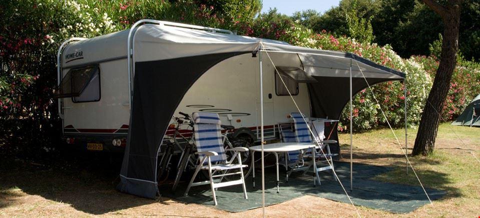 Campeggio a Fiano Romano