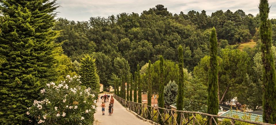 Camping per Famiglie nel Chianti, Toscana