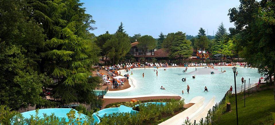 Aquapark dell'Altomincio Family Park a Valeggio sul Mincio