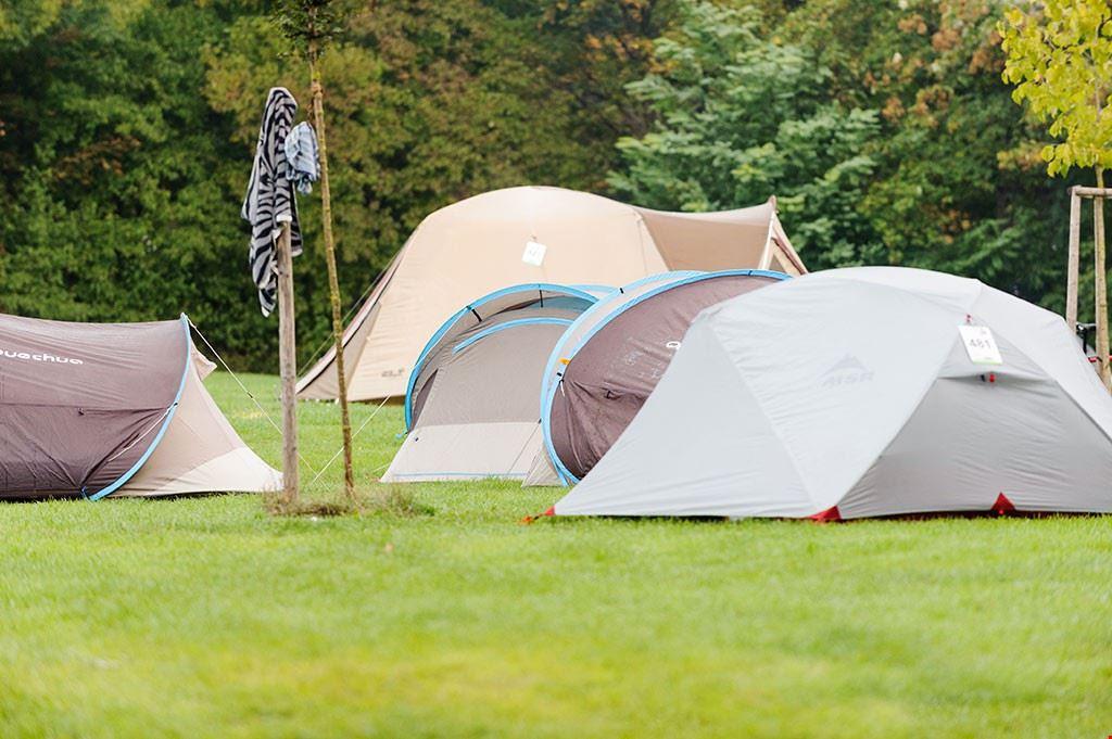 Piazzole del Camping Wien