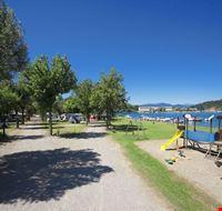 Camping sul Lago Maggiore,Piemonte