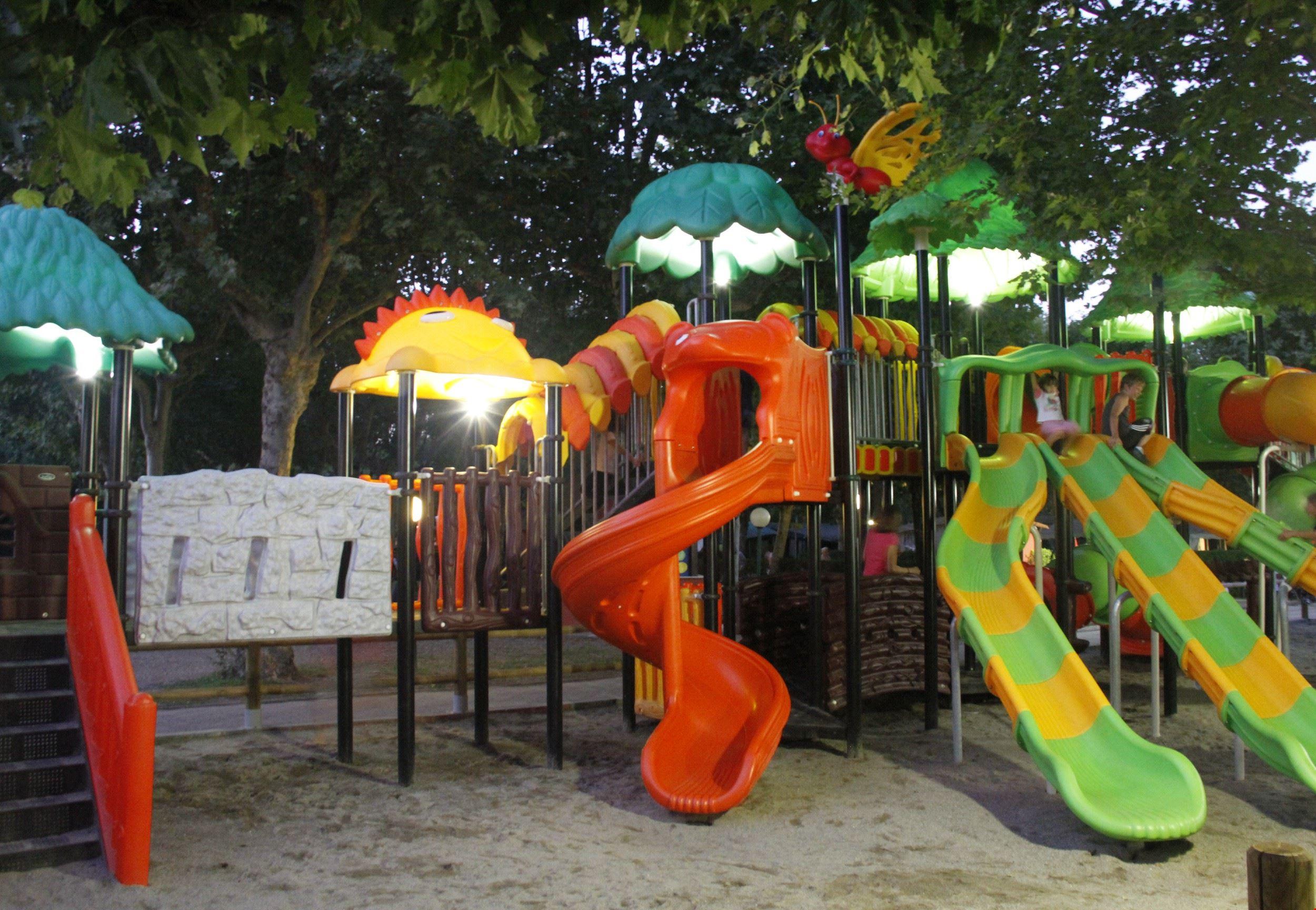 Parco giochi a Dormelletto (NO)