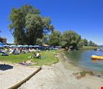 Spiaggia del Lago Maggiore