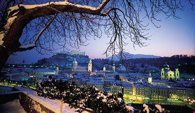 Salisburgo in inverno