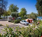 Piazzole del Camping Val Saline a Rovigno