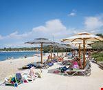 Spiaggia del Camping Val Saline in Croazia