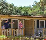 Camping Village con case mobili, in Croazia
