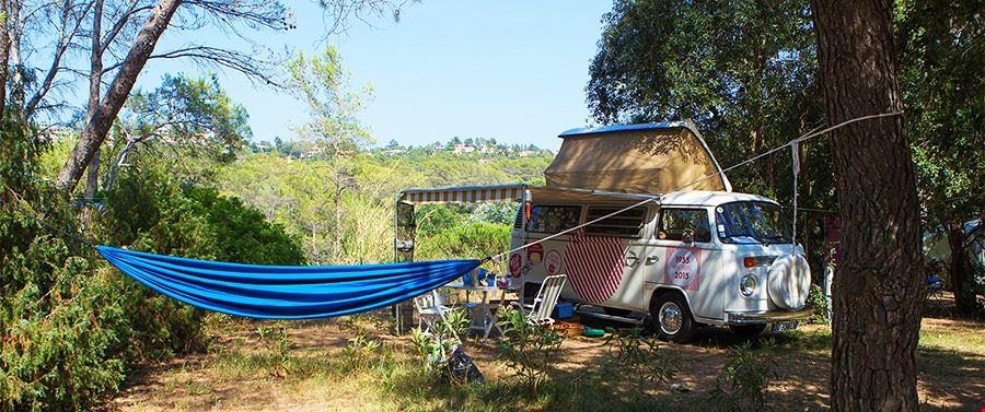 Campeggio in Francia