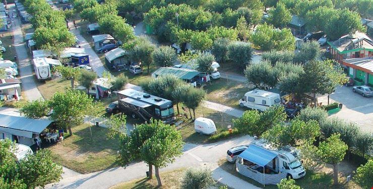Camping a Riccione