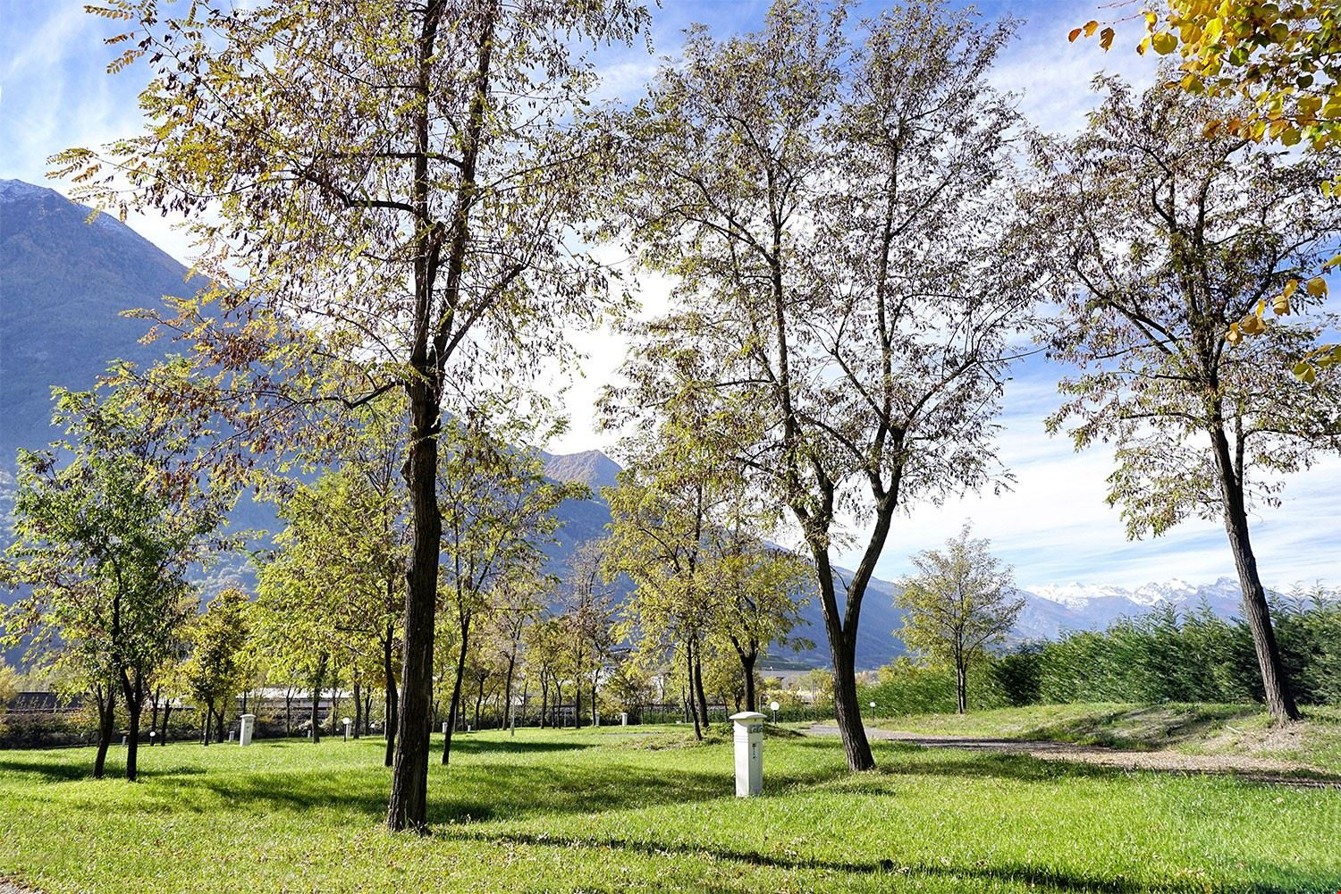 Camping in Valle d'Aosta