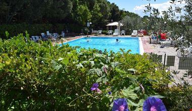 Camping con Piscina in Toscana