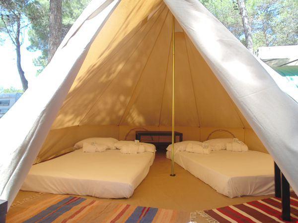 Tenda Tepee