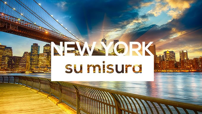 Mappa New York Cartine Stradario E Itinerari